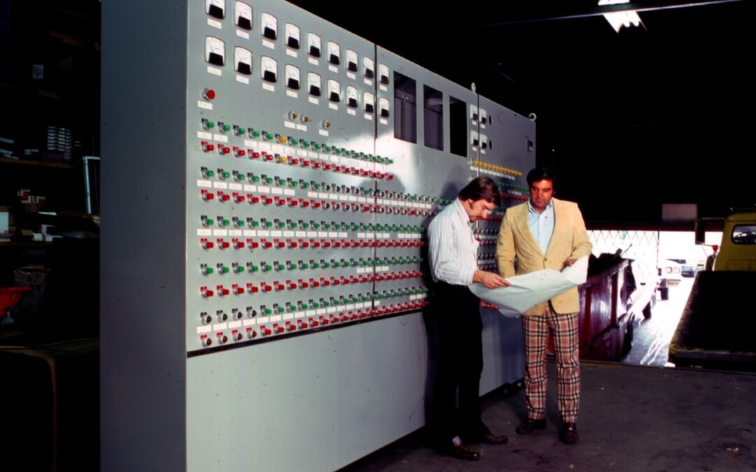 A History of Simplex System Controls:  Humble Beginnings, Growth, and New Directions
