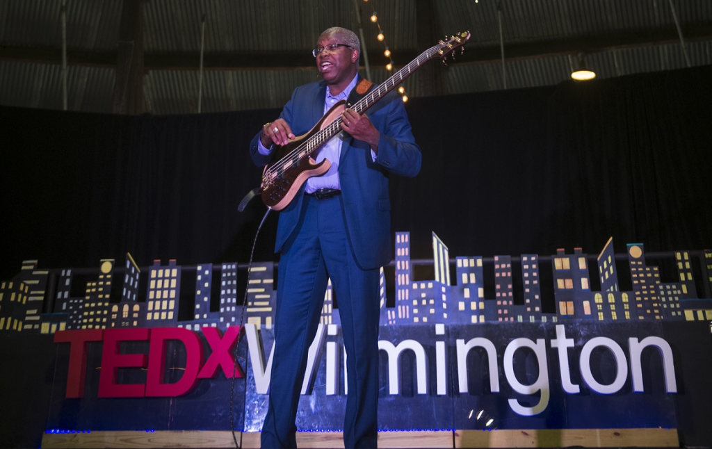 Tedx Speaker - Keynote Bassist