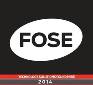 Speaking at FOSE 2014
