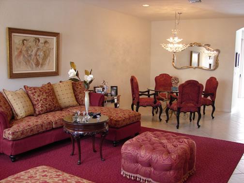 Sharon Victorian Living Room