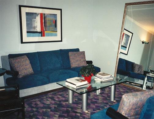 Evan & Janet Boston Living Room