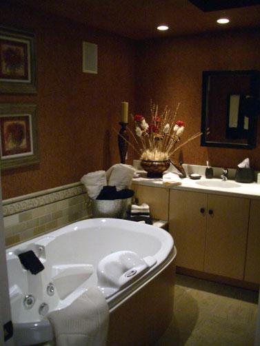 Kaufman Vermont Master Bath