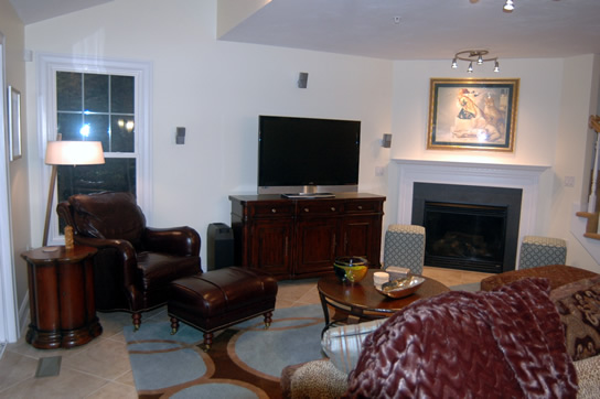Helene Condo Living Room