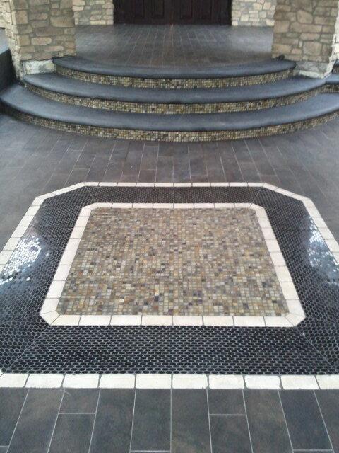 Westlake Entry Mosaic