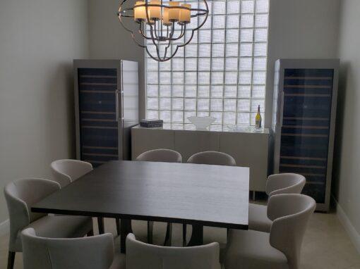 Emily & Steve Dining Room