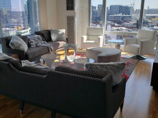 Valone Living Room Condo Boston