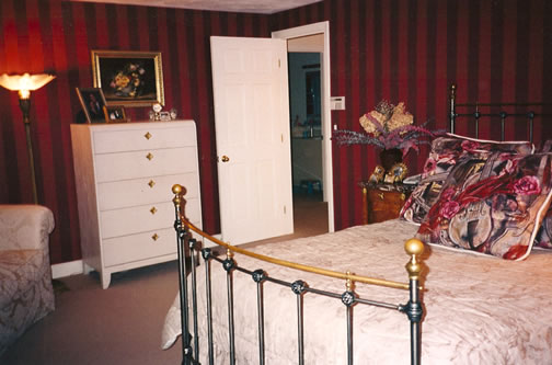 Greenstein Bedroom