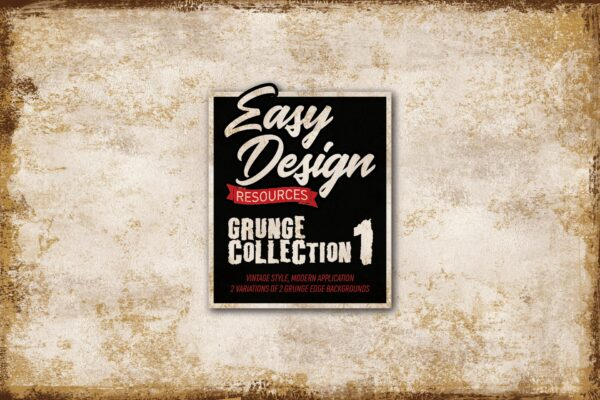 Grunge Collection 1 Texture Pack for Graphic Design