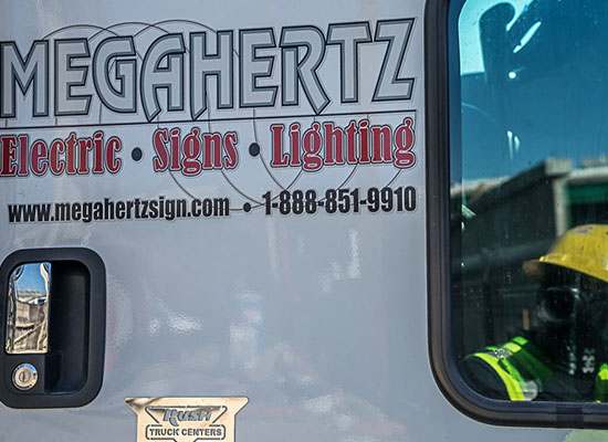 Megahertz Electric Signs & Lighting