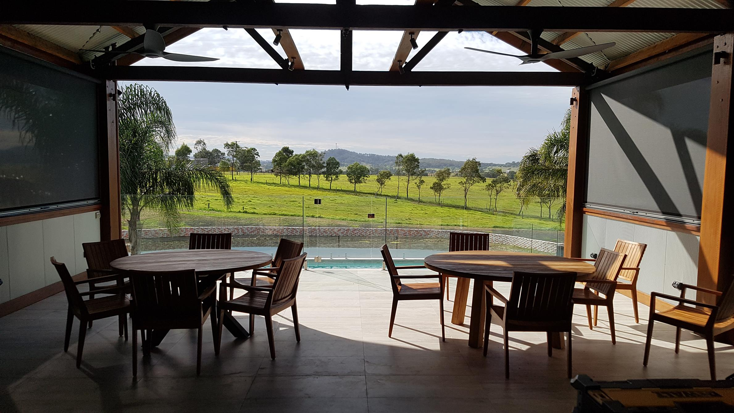 Five Surprising Benefits Of Glass Pool Fencing