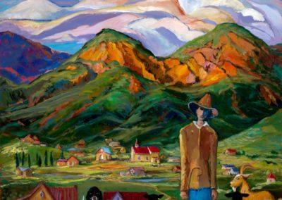 The Shepherd of Arroyo Seco