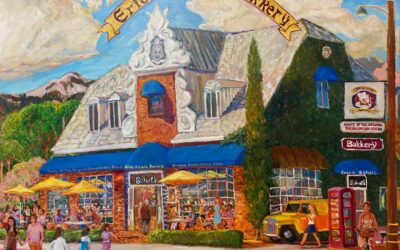Erick Schats Bakery Bishop CA 93514