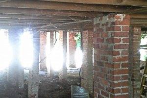 N-Mangum-St-Remodel-In-Progress-Foundation-Crawlspace