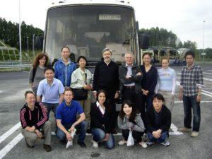 EEFIT mission team