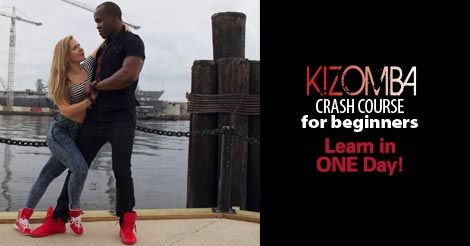 Kizomba Dance Lesson 3-Hour Crash Course