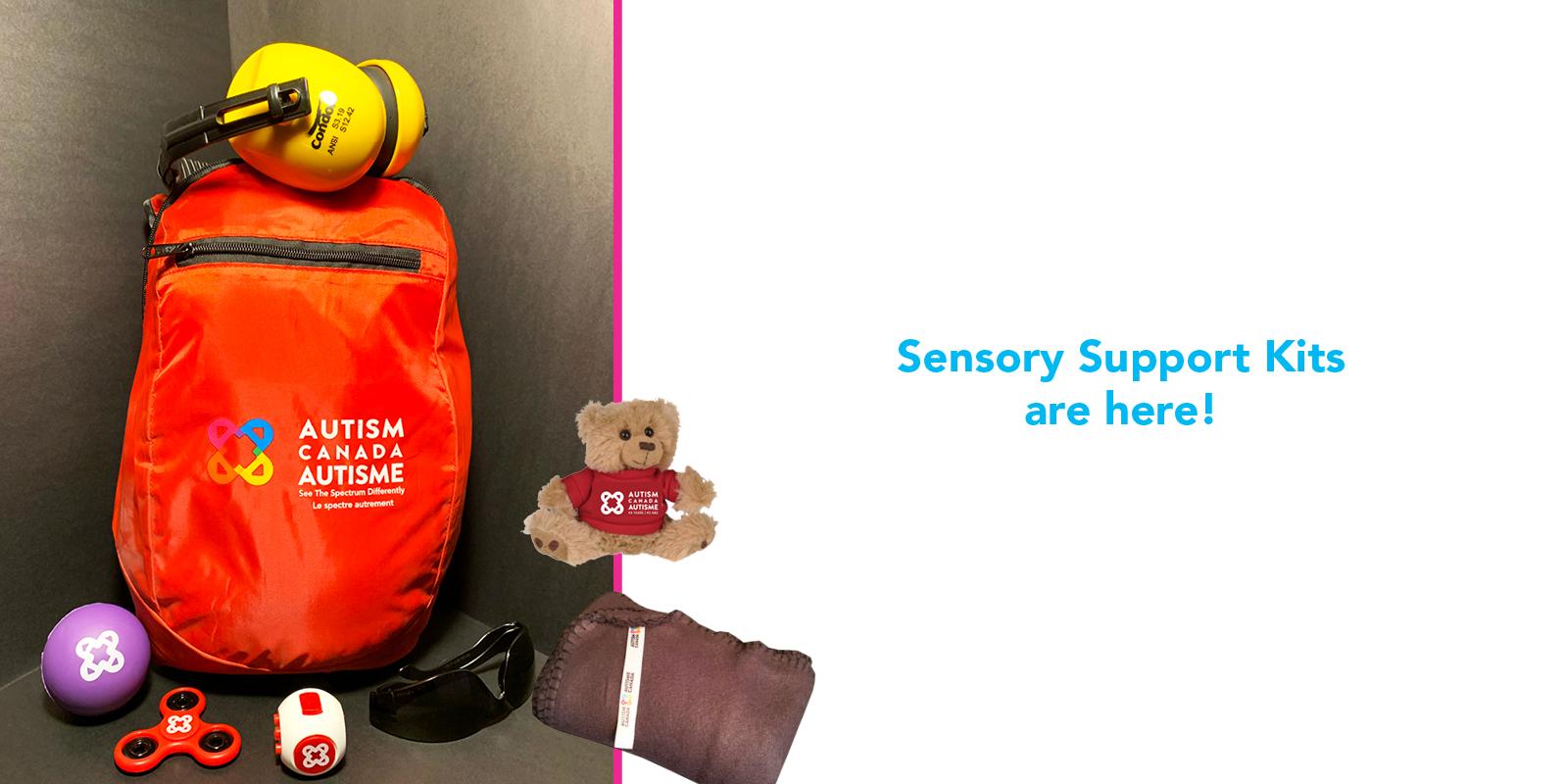 Sensory Support Kits