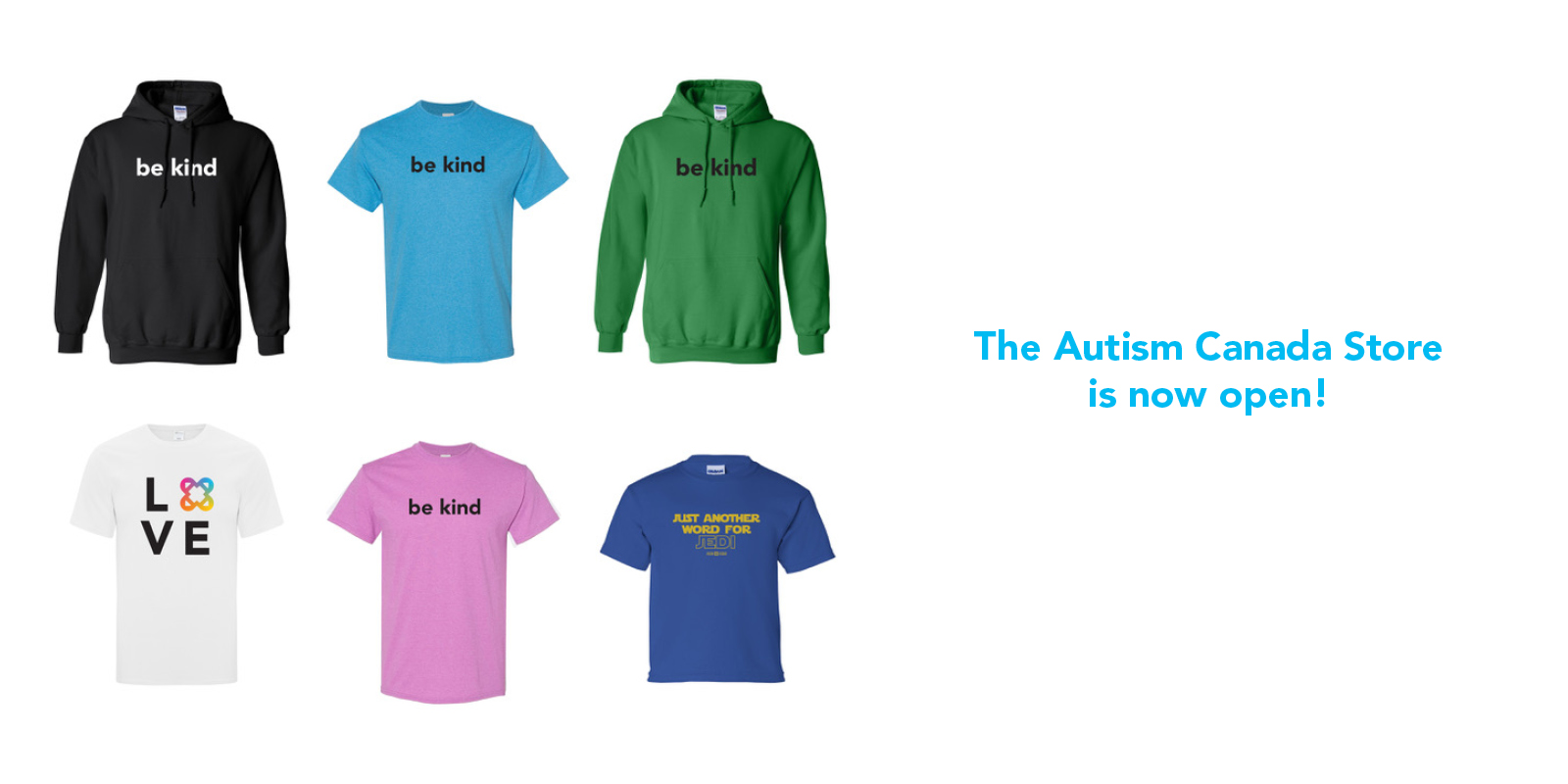 The Autism Canada Store is now open!