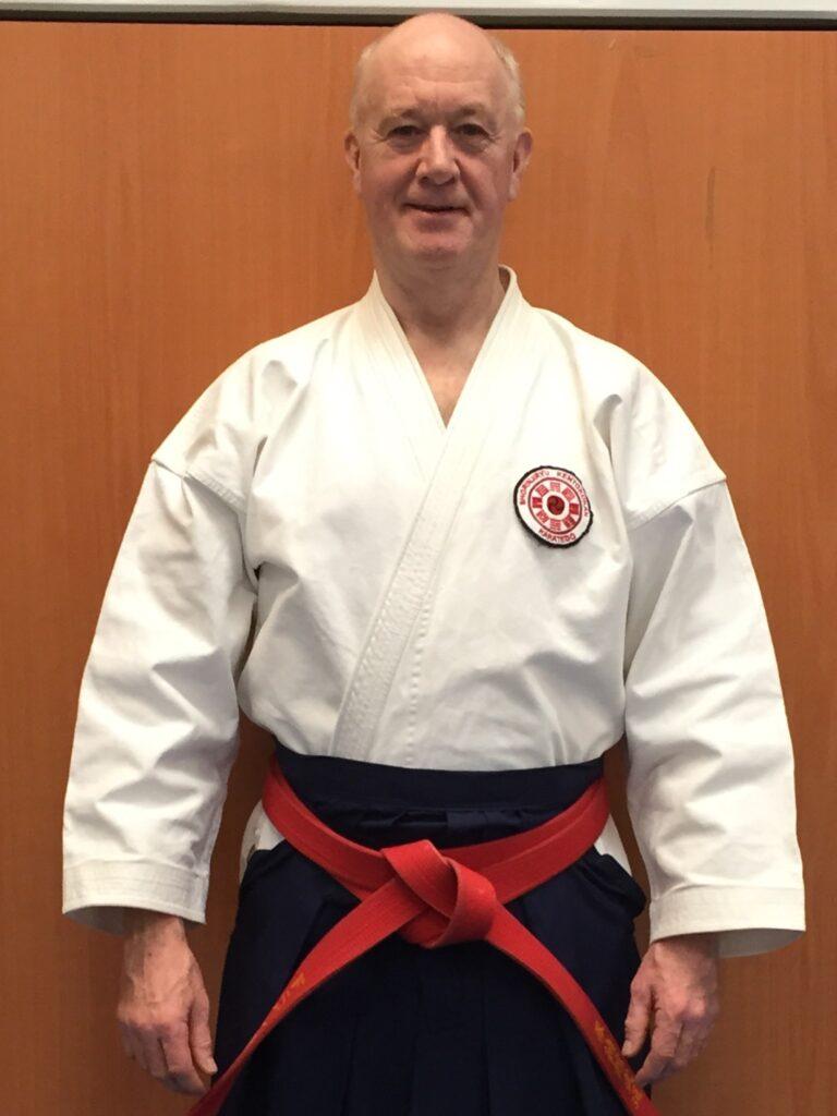 Our Instructors - Shinan Donivan