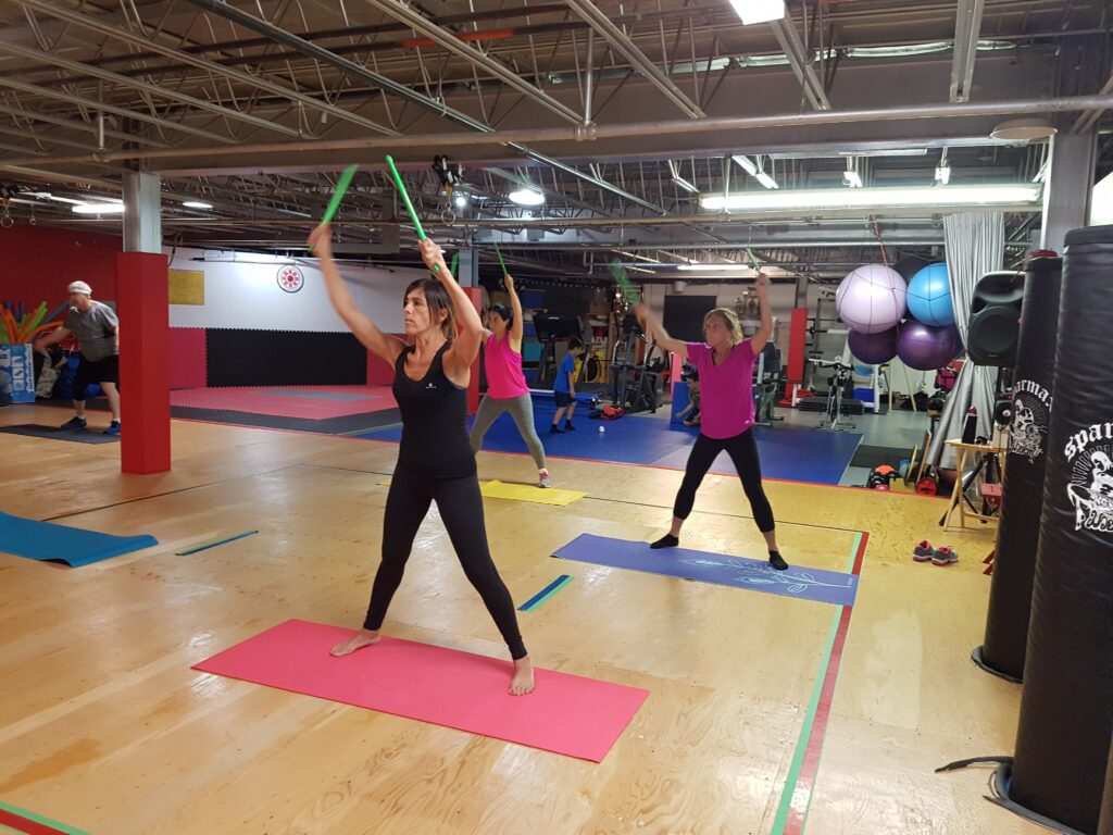Fitness Programs for Adult - POUND the rockout workout in Montreal West
