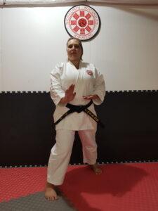 Our Instructors - Sensei Nicole