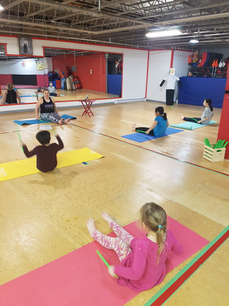 Programs for kids in Montreal West - Generation Pound