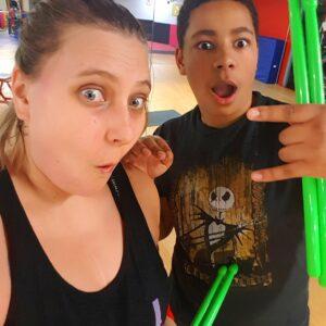 Pound Fitness with Sensei Nicole