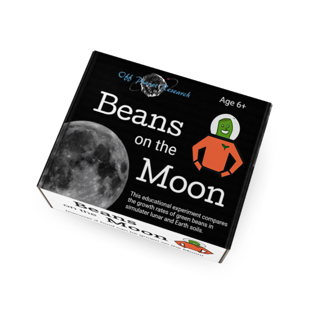 Beans on the Moon  Kit Sample Image