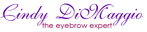 Cindy DiMaggio - Eyebrow Expert Dallas Logo