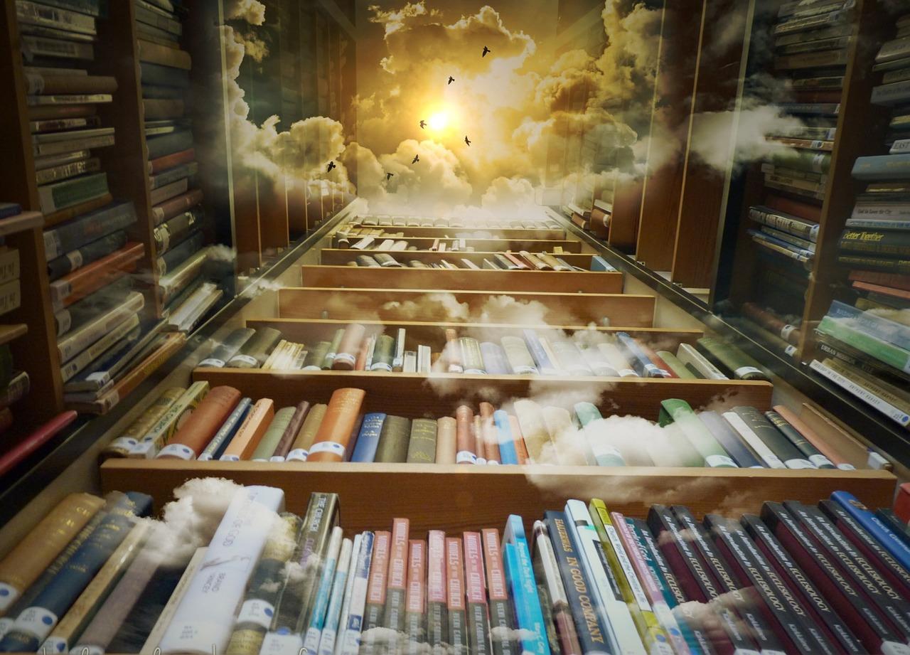 fantastic library