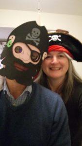 Janet Wilson, Pirate