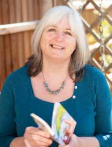 Janet Wilson from Write for a Reason and Dernier Publishing
