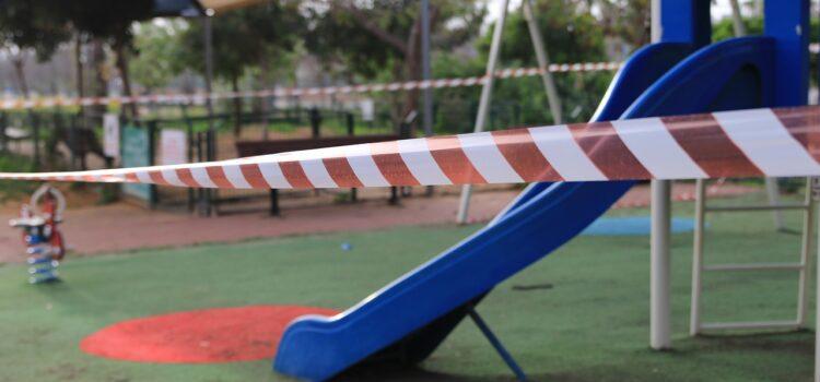 Playground banned