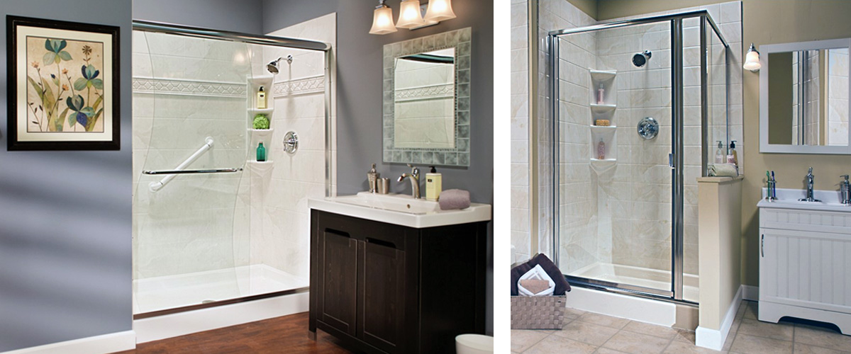 Shower Doors for Commercial by BCI