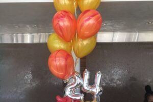 Gift Balloon Bouquets