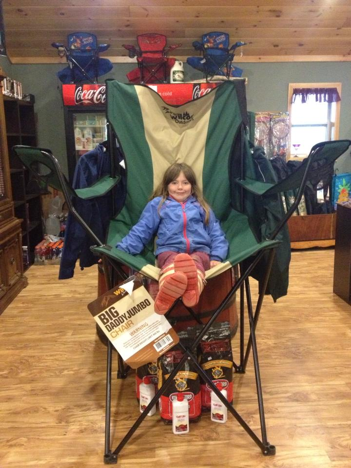 Giant Camp Chair