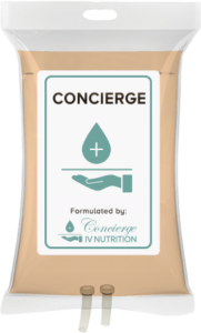 Concierge IV Nutrition