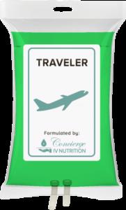 Traveler IV Nutrition