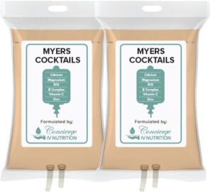 Myers' Cocktail Infusion Special Offer