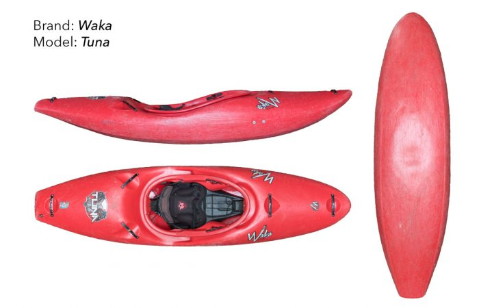 Waka Tuna2.0 Kayak for Rent in Ecuador   Kayak Ecuador rental