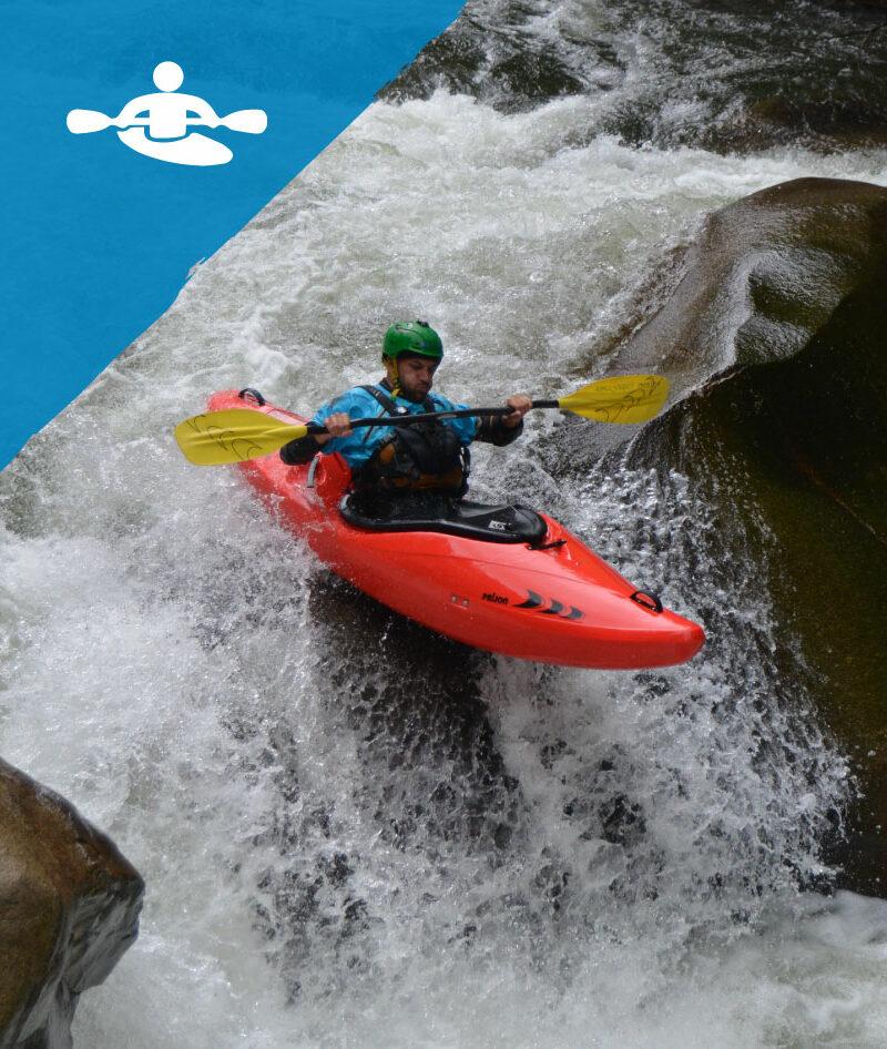 Kayak Ecuador | Turismo Aventura