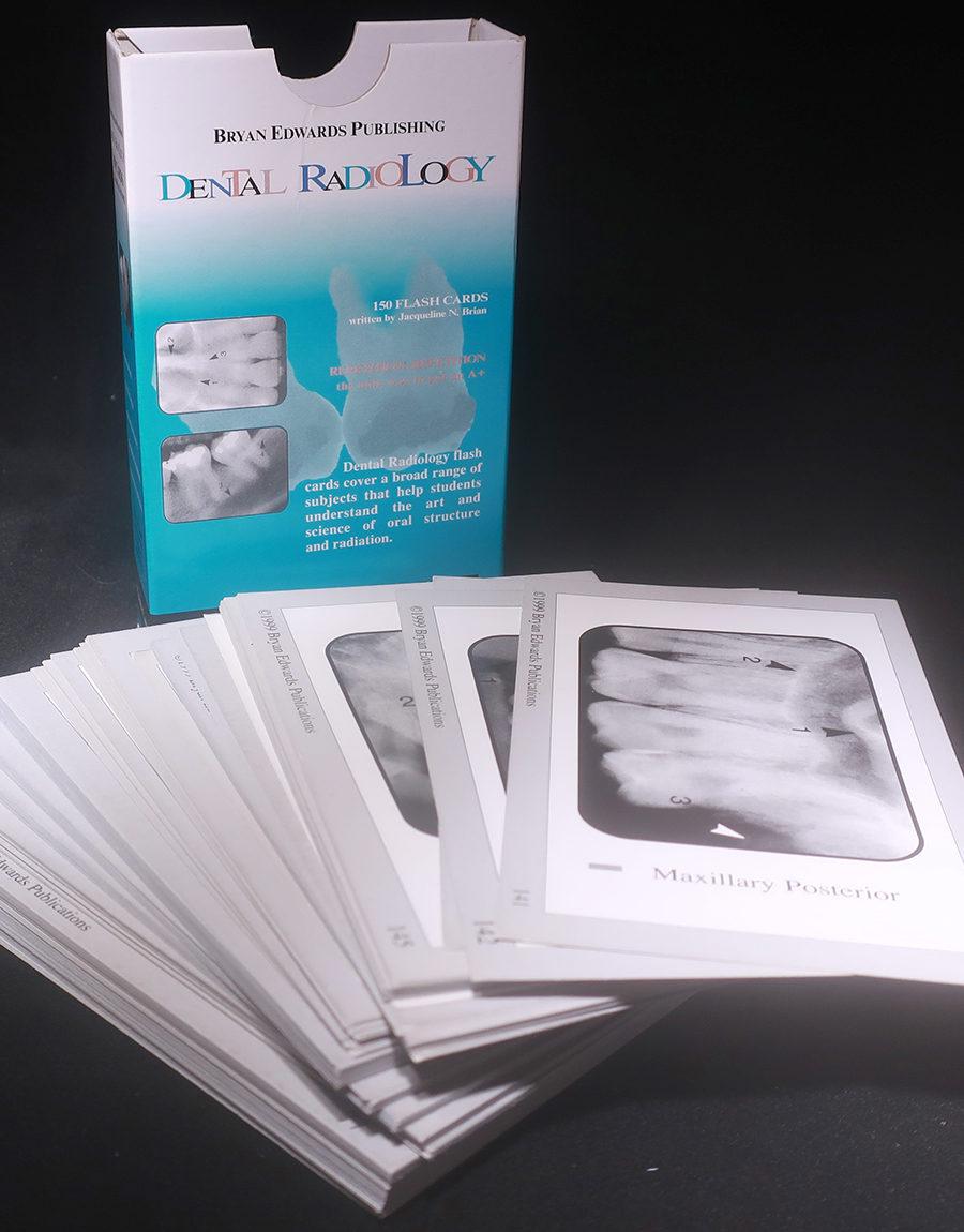 Dental Radiology flash cards - bryanedwards.com