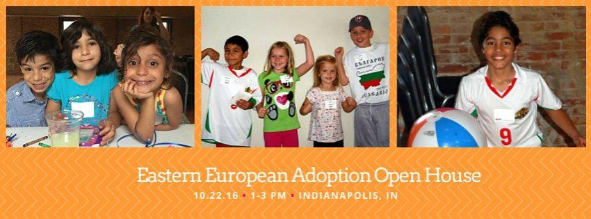 Eastern European Adoption Open House