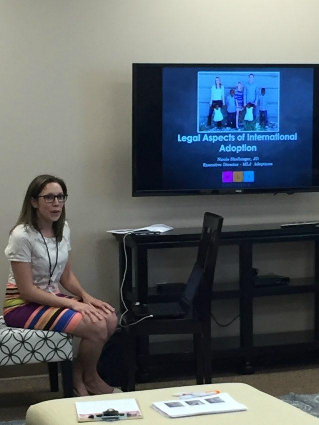 Nicole conference