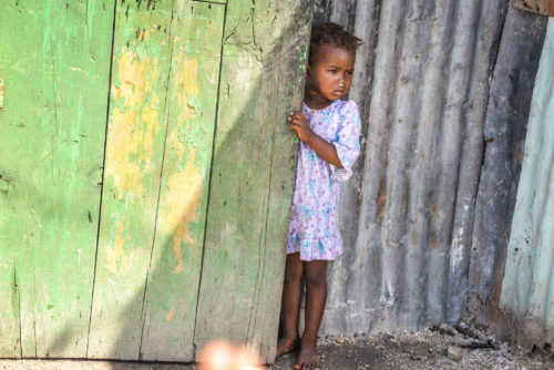 Adoption from Haiti meets a critical need for vulnerable children.