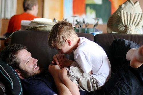 Trust Based Parenting