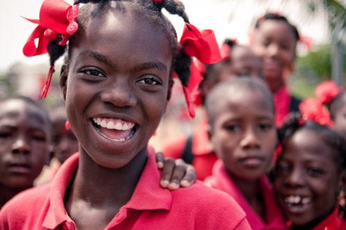 Adopt from Haiti with MLJ Adoptions!