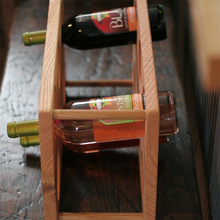 Standing Wine Rack 3