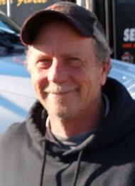Marty Tompkins - V.P.