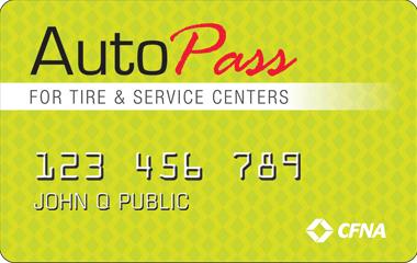 AutoPass Credit Card