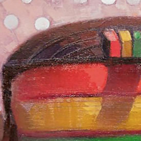 Celebration Oil Painting